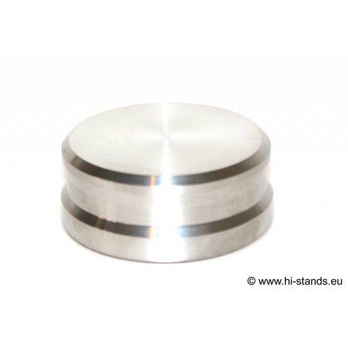 Tonar weight, for vinyl 760 Gram (silver)