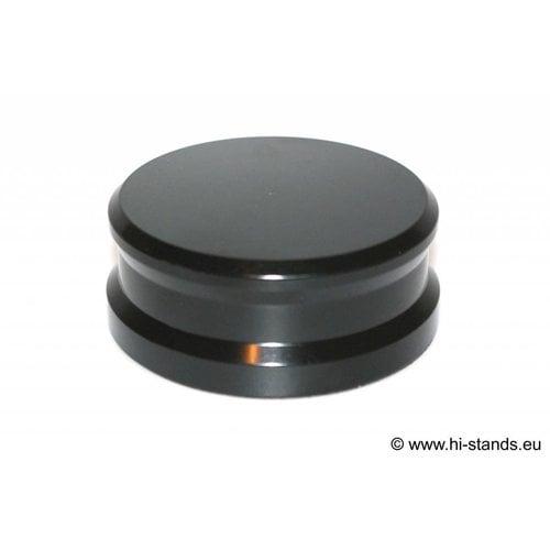 Tonar platen aandrukgewicht 760 Gram (Zwart)