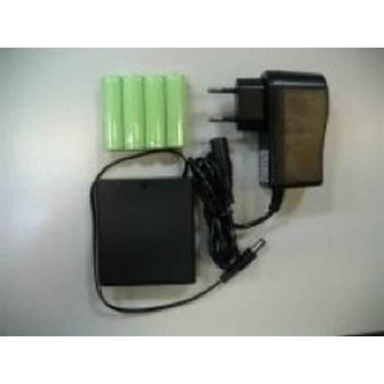 Trends Audio Battery Pack en oplader voor Audio Converter UD-10.1
