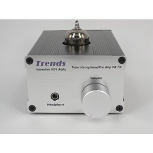 Trends Audio PA10 Tube Headphone/Pre Amplifier