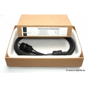 Fisch AudioTechnik Performance P0, powercord