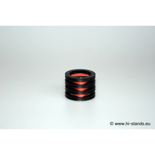 Bermuda Audio Tube dampers 19-22 mm