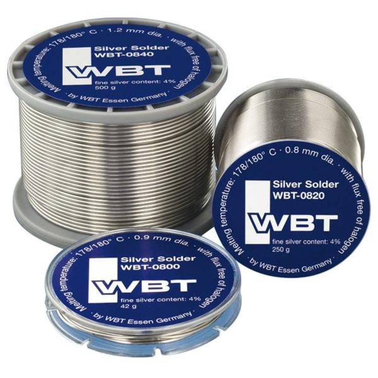WBT Silver solder