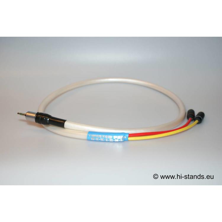 Twisted Pair Design FRC line, Ipod cable