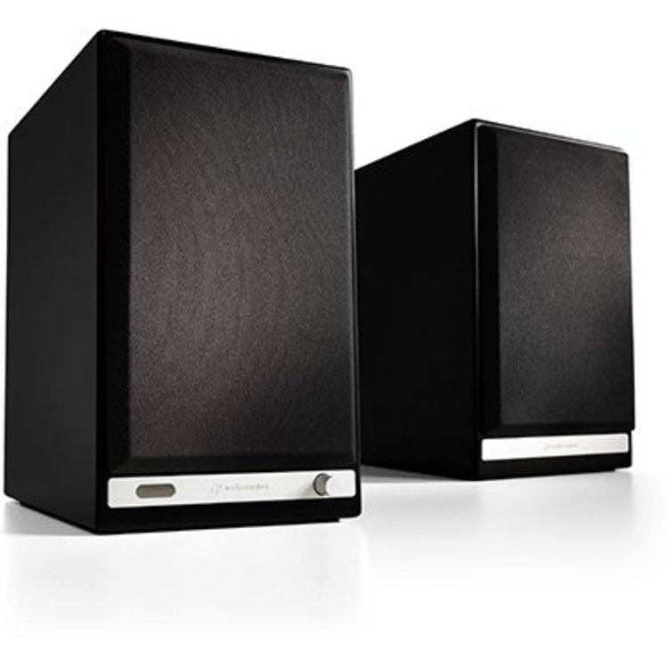 AudioEngine HD6 Wireless Speakers set (Black)