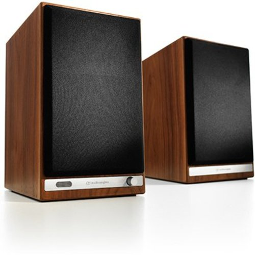 AudioEngine HD6 Wireless Speakers set (Walnoot)