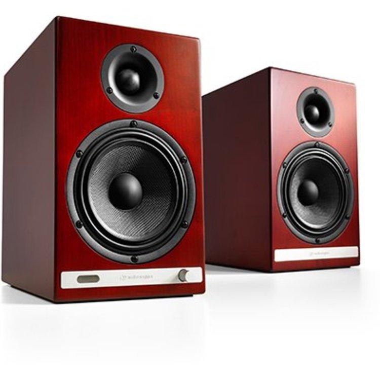AudioEngine HD6 Wireless Speakers set (Cherry)