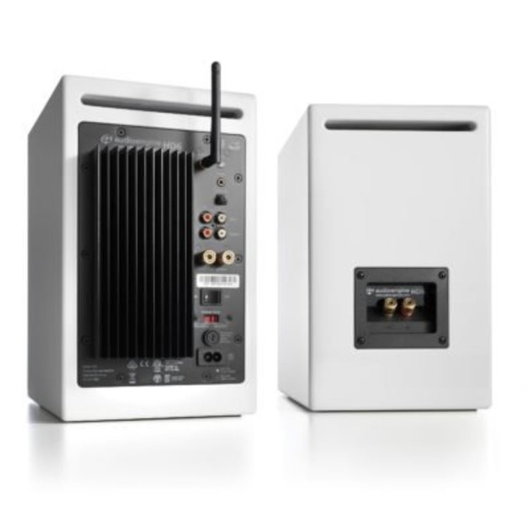 AudioEngine HD6 Wireless Speakers set (White)