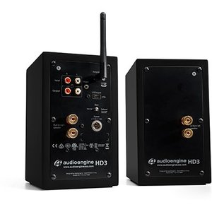AudioEngine HD3 Wireless Speakers set (Black)