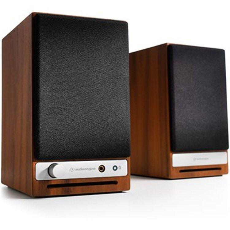 AudioEngine HD3 Wireless Speakers set (Walnoot)
