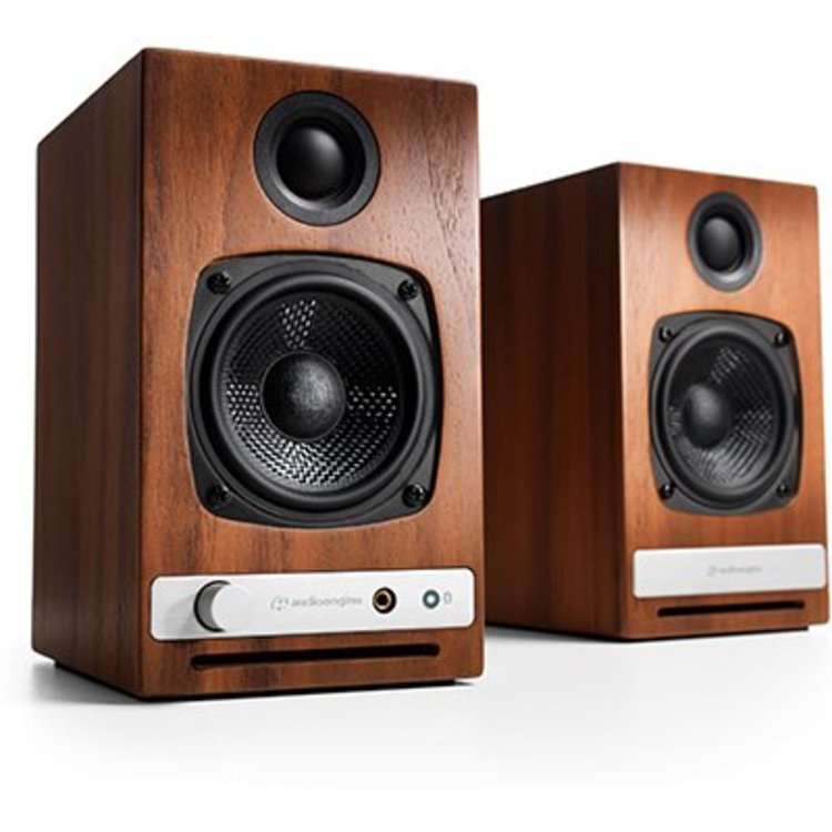 AudioEngine HD3 Wireless Speakers set (Walnut)