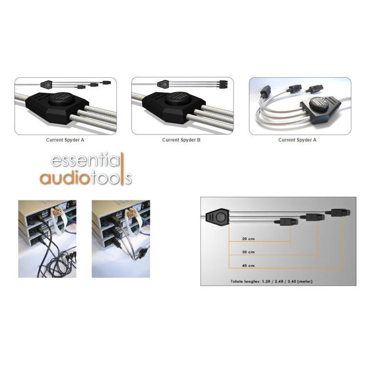 Essential Audio Tools Aktuelle Spyder