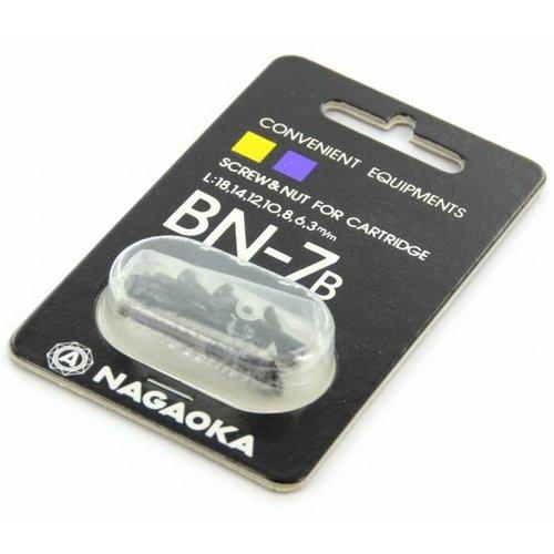 Nagaoka BN-7B Black