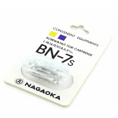 Nagaoka BN-7S Zilver