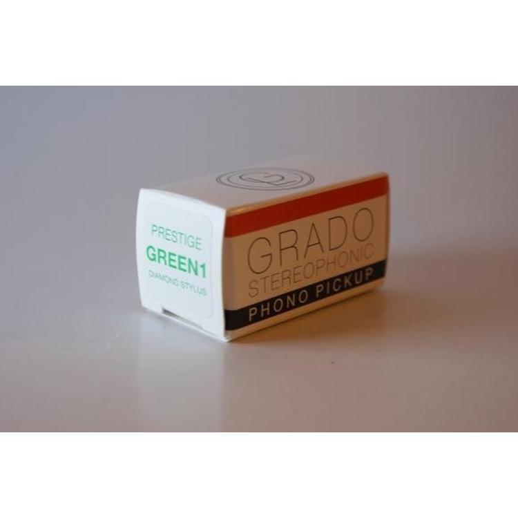 Grado Labs Prestige Green-3, Vervangingsnaald