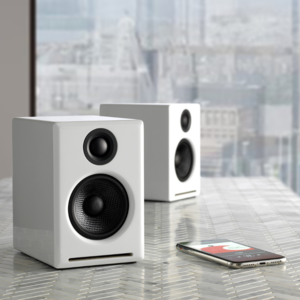 AudioEngine A2+ Wireless Speakers (White)