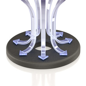 ViaBlue UFO Absorber (Silver)