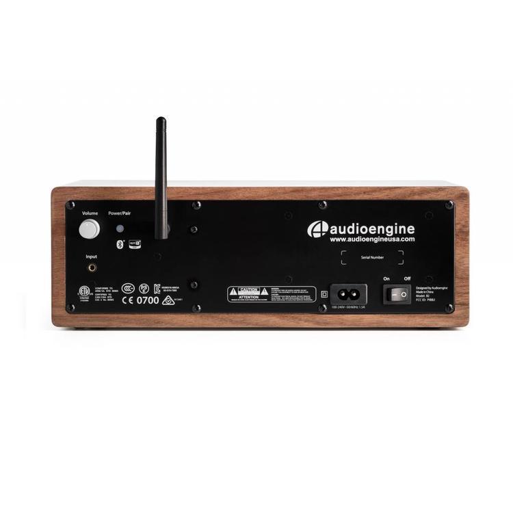 AudioEngine B2 Bluetooth speaker (Walnoot)
