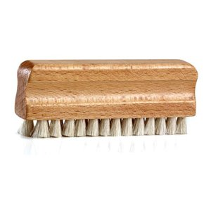 Okki Nokki Platen borstel hout geitenhaar