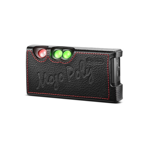 Chord Electronics Premium lederen hoes voor Mojo / Poly