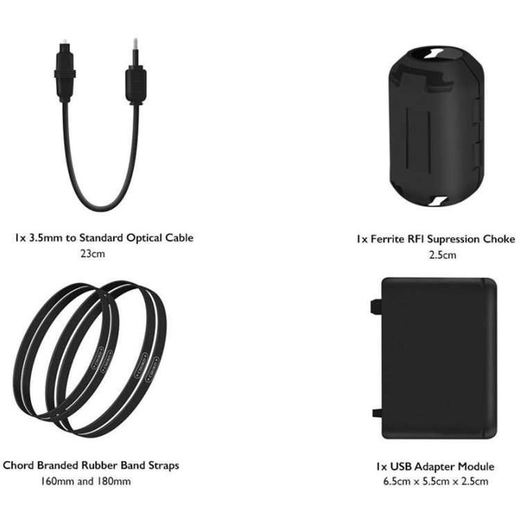 Chord Electronics Mojo Cable Pack