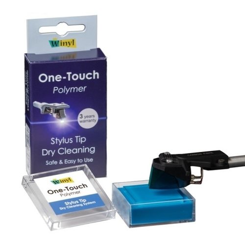 Winyl One-Touch Polymer Stylus Cleaner