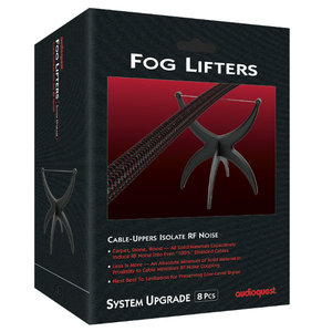 AudioQuest FogLifter (8 stuks)