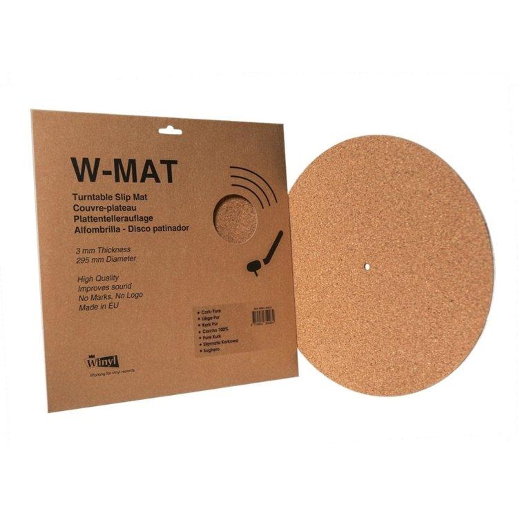 Winyl W-Mat 100% kurk anti slipmat