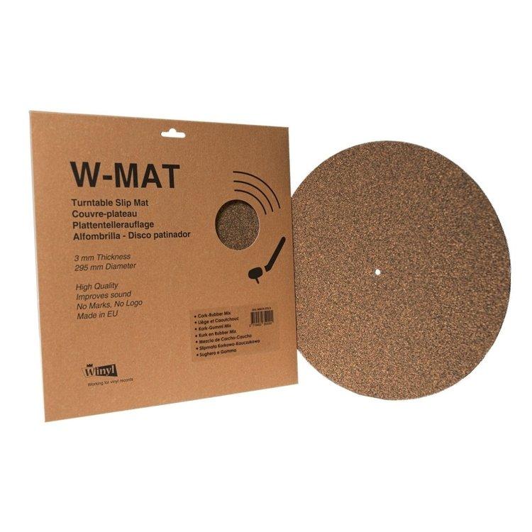 Winyl W-Mat Kork-Gummi-Mischschlupfmatte