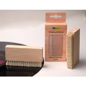 Winyl W-Brush Standaard (Geitenhaar)