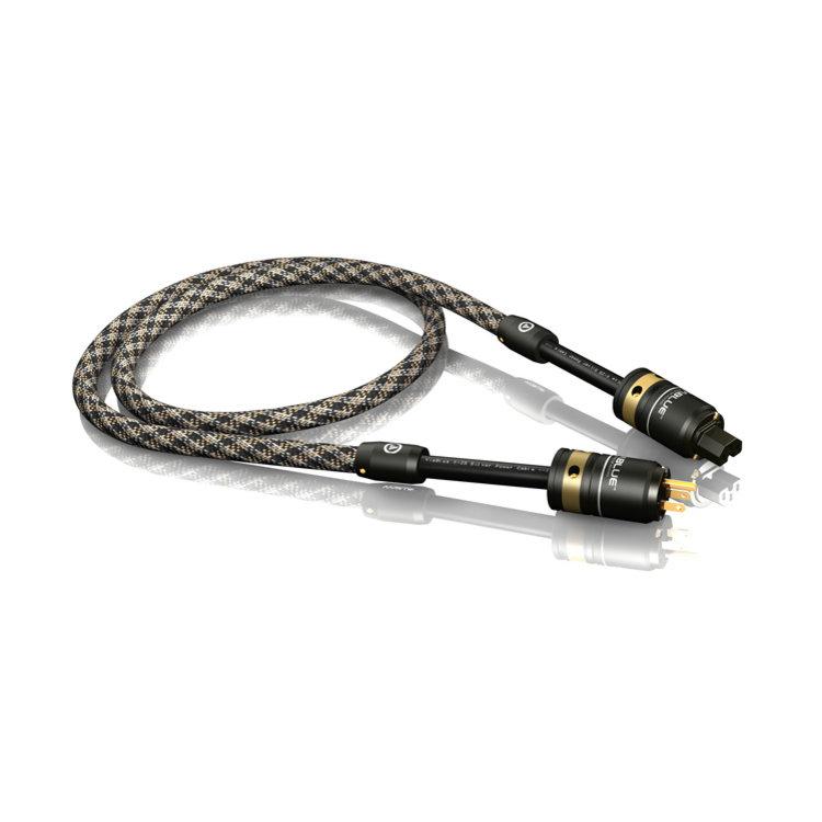ViaBlue X25 Power Cable USA