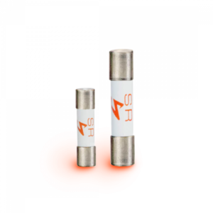 Orange Fuses 5x20 mm & 6.3x32 mm