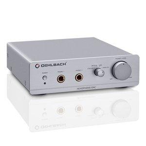 Oehlbach XXL DAC Ultra Zilver