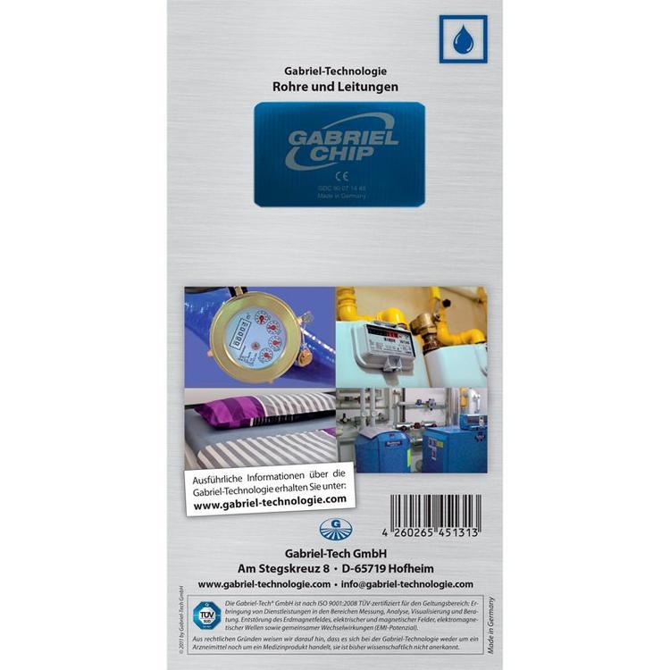 Gabriel Technologie Chip voor (water)leidingen GDW90