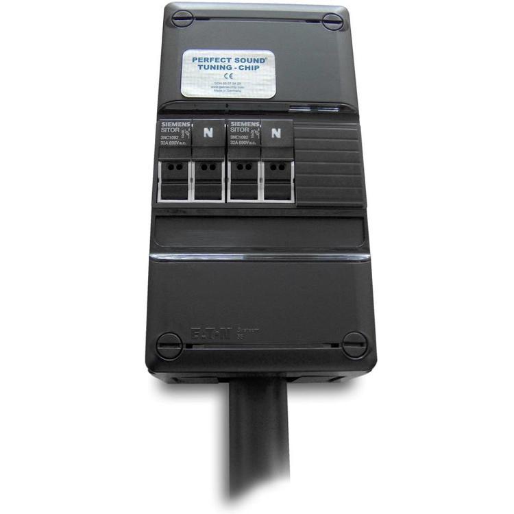 Gabriel Technologie Chip voor lichtnettoepassingen GDF55
