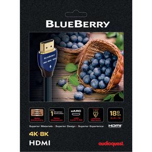 AudioQuest BlueBerry HDMI (18 Gbit / s 4K-8K)