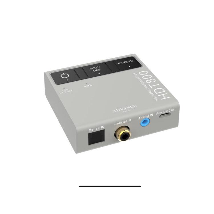 Advance Acoustics HDT800 BLUETOOTH APTX 5.0 HD ZENDER