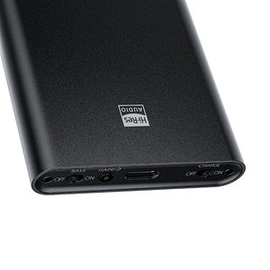 FiiO Q3 DAC en Hoofdtelefoon versterker