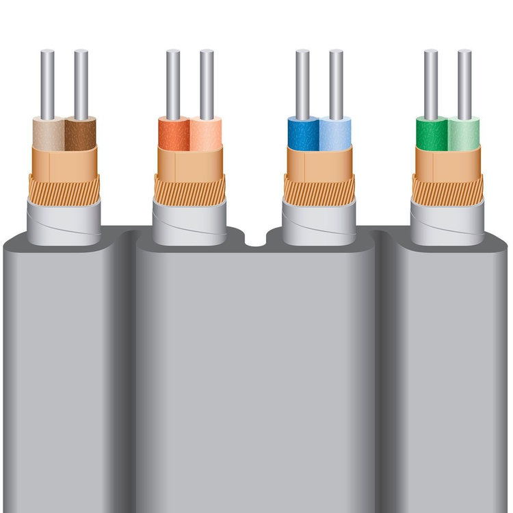 WireWorld Platinum Starlight 8 Ethernet-kabel