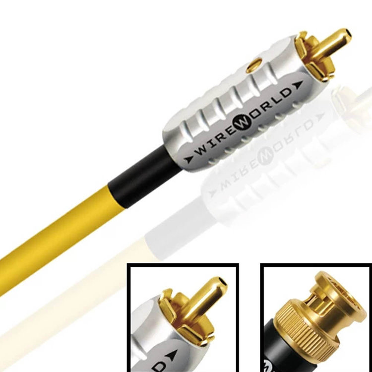 WireWorld Chroma 8 75Ω Digitale Audio