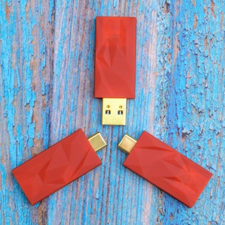 iFi audio iDefender+ USB-A naar USB-A