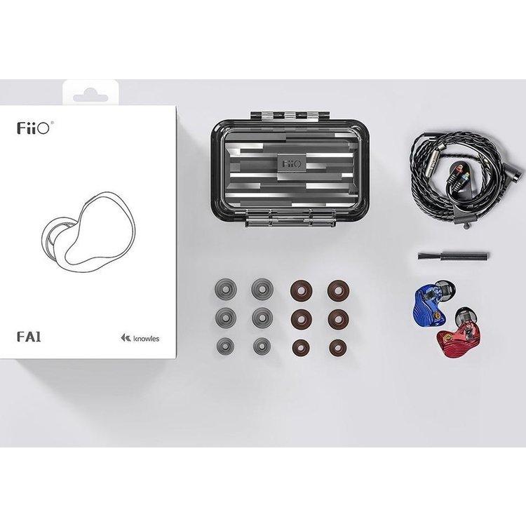 FiiO FA1 Smoke