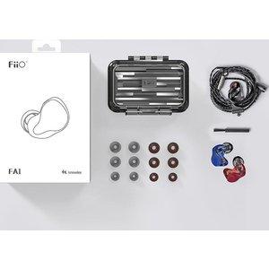 FiiO FA1 Blauw / Rood