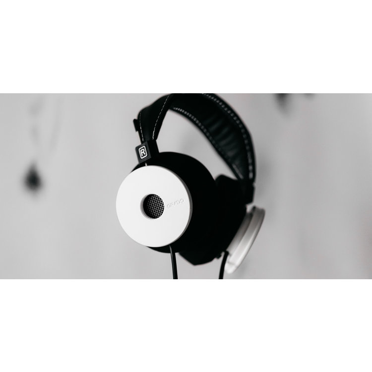 Grado Labs Der weiße Kopfhörer