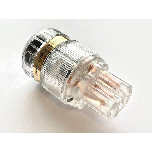 IeGo IEC Plug Pure copper 8055 CT (Cu)