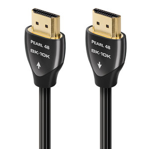 AudioQuest Pearl 48 HDMI (48Gbps 8K-10K) - Outlet Store