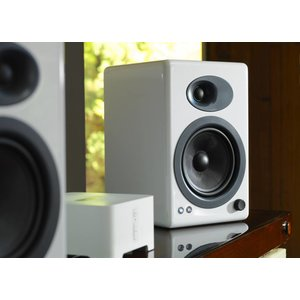 AudioEngine A5 + White (1 Set) - Outlet Store