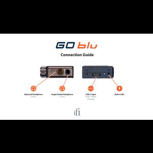 iFi audio GO blu Draagbare Bluetooth DAC