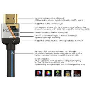 Kordz EVS HDMI Kabel