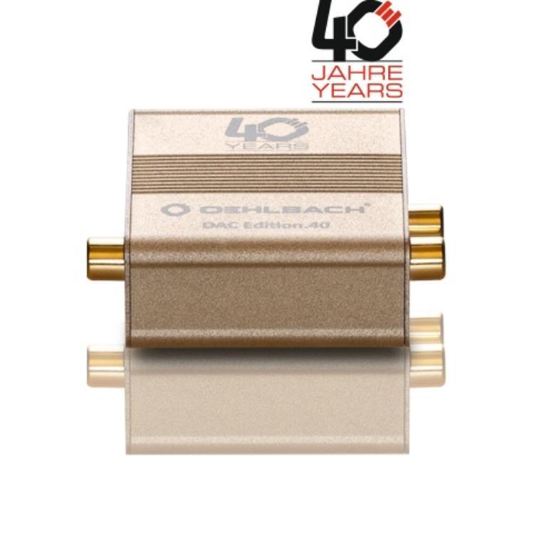 Oehlbach DAC Edition 40